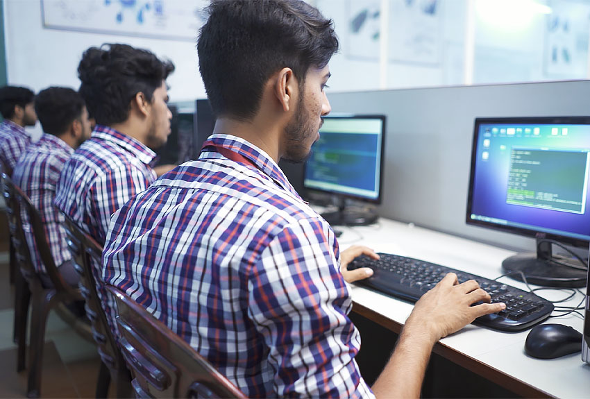Srinivas Computer Science