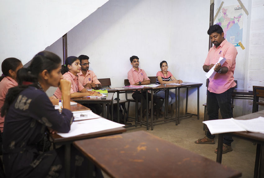 Srinivas Social Sciences And Humanities