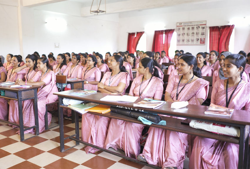 Srinivas Education